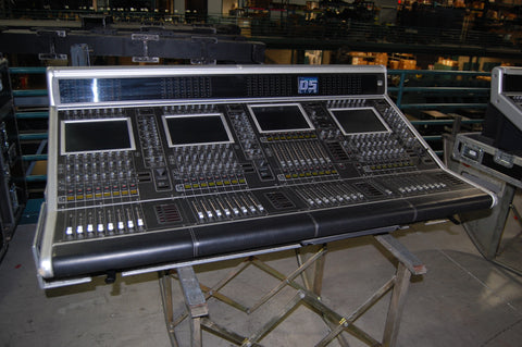 Used Digico D5 System for Sale. We Sell Professional Audio Equipment. Audio Systems, Amplifiers, Consoles, Mixers, Electronics, Entertainment, Live Sound