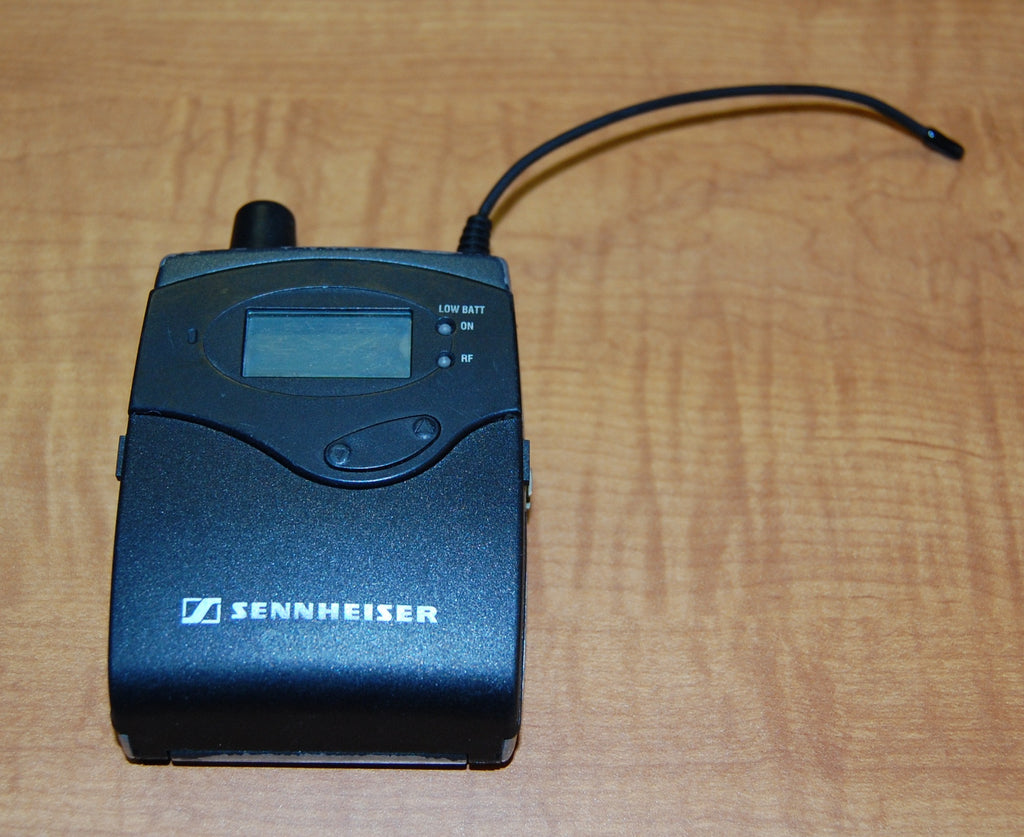 Sennheiser ew 300, evolution wireless EK 300 Body Pack Receiver, G2-B