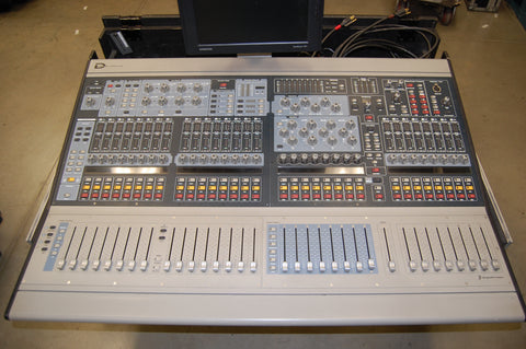 Used AVID Venue Profile, 48 Channel Console Mixing System, Includes Surface Tour Case for Sale. We Sell Professional Audio Equipment. Audio Systems, Amplifiers, Consoles, Mixers, Electronics, Entertainment, Live Sound