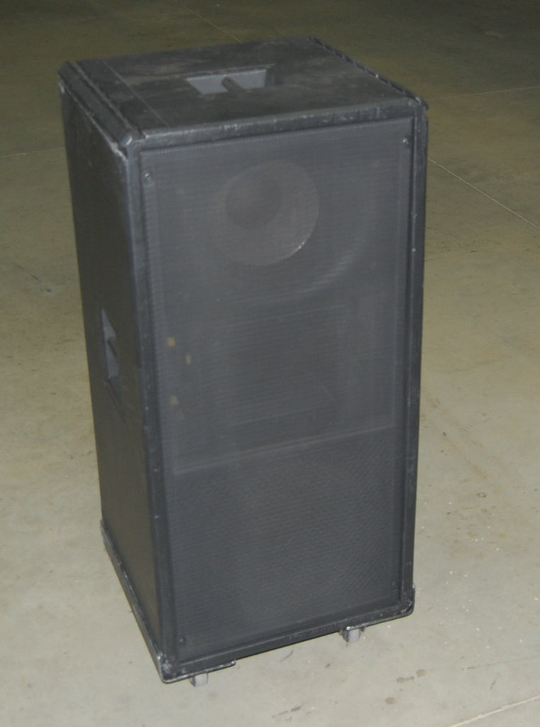 Garage Band Speaker Package, Using CLAIR R4's