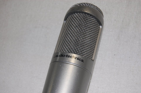 Audio-Technica AT3035 Cardioid Condensor Microphone, Used Mic For Sale