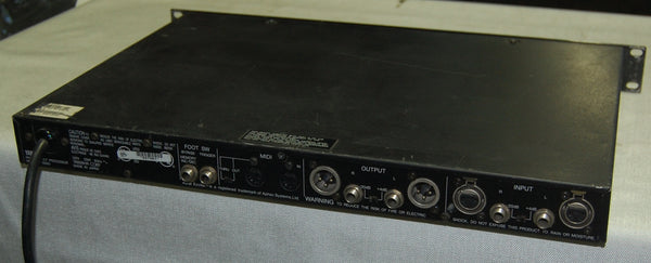 Yamaha SPX-990 Multi Effect Processor with 20-bit Sound