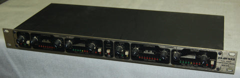 Drawmer MX40, 4 Channel Punch Gate, Used Pro Audio System for Sale