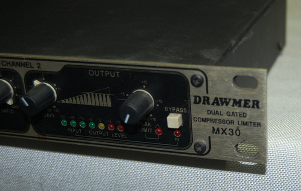 Drawmer MX40, 4 Channel Punch Gate