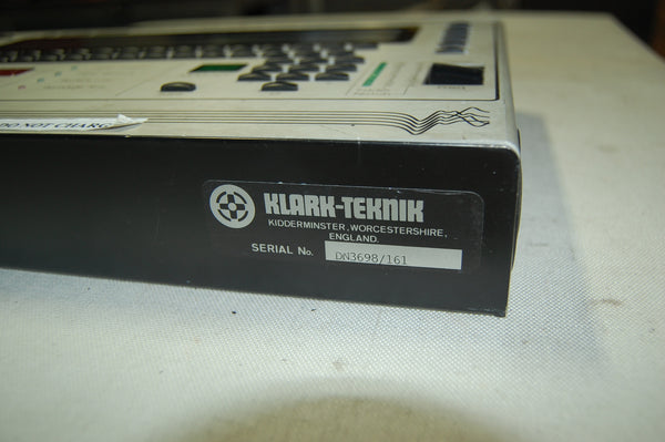Klark Teknik DN3698 Hand Held Remote Controller,Use With Power Supply Only **MAKE AN OFFER**