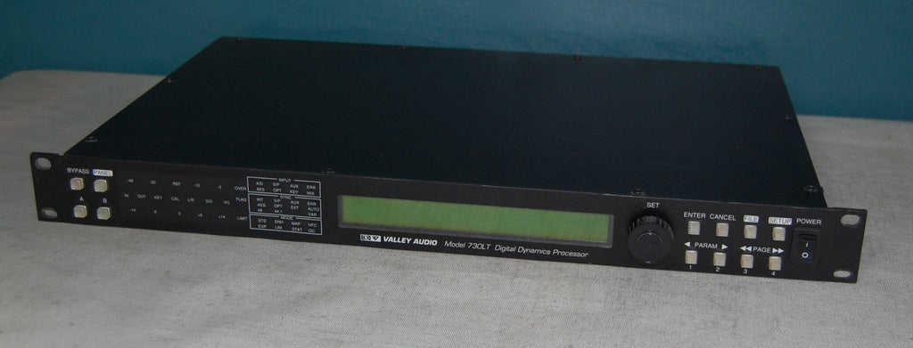 Valley Audio Model 730LT Digital Dynamics Processor