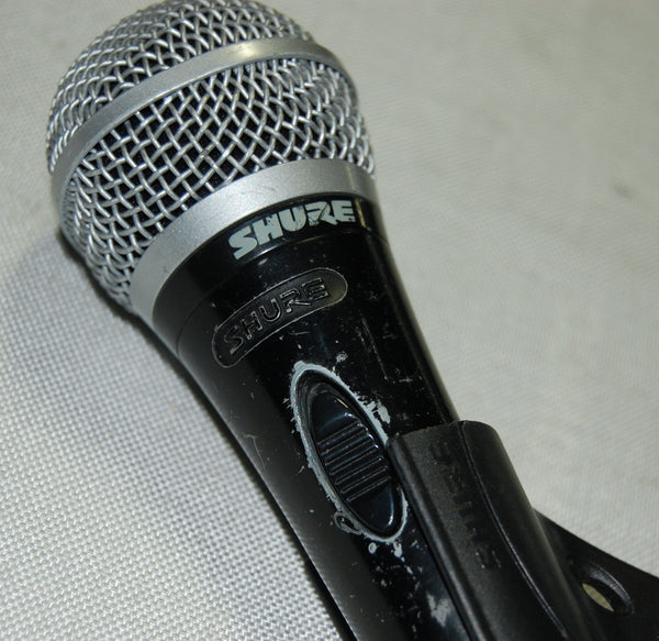 Shure PG58 Talkback Microphones (Lot of 3)