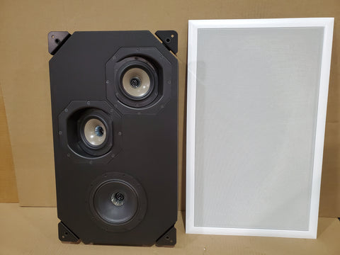 Tannoy iW60 EFX In-Wall Speakers , NIB , Sold As A Pair , FREE USA SHIPPING