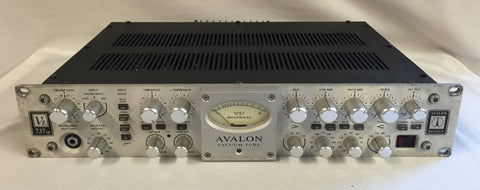 Used Avalon VT-737sp for Sale. We Sell Professional Audio Equipment. Audio Systems, Amplifiers, Consoles, Mixers, Electronics, Entertainment, Live Sound