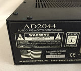 compressor, AD 2044, Avalon AD 2044, Avalon