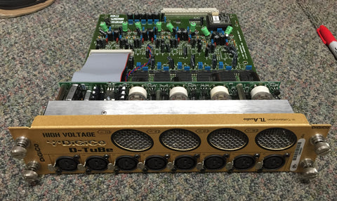 Used DiGiCo DiGiRack D-TuBe 8 x Input Card for Sale. We Sell Professional Audio Equipment. Audio Systems, Amplifiers, Consoles, Mixers, Electronics, Entertainment, Live Sound