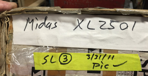 Midas XL2501 Modules (Pair)  ***MAKE AN OFFER***