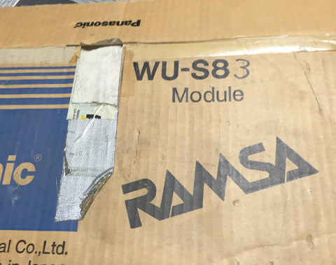 Ramsa Console Parts, MAKE AN OFFER, Used Professional Console For Sale
