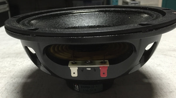 "18 Sound 8NMB420 8 ohm, Pair of 8"" Speakers"