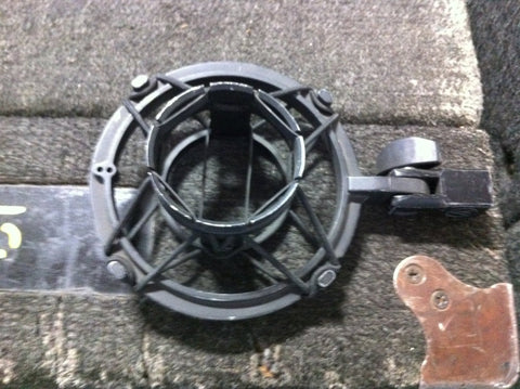 Shock Mount, Unknown Manufacturer, Used Pro Microphones For Sale