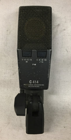 Used AKG C-414 for Sale. We Sell Professional Audio Equipment. Audio Systems, Amplifiers, Consoles, Mixers, Electronics, Entertainment, Live Sound