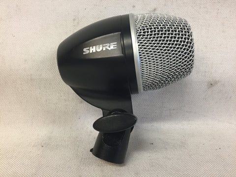 Used Shure PG52 Cardioid Dynamic Kick Drum Microphone for Sale. We Sell Professional Audio Equipment. Audio Systems, Amplifiers, Consoles, Mixers, Electronics, Entertainment, Live Sound