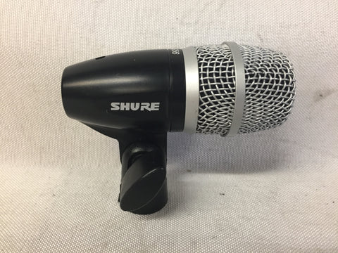 Used Shure PG56 Cardioid Swivel-Mount Dynamic Snare/Tom Microphones for Sale. We Sell Professional Audio Equipment. Audio Systems, Amplifiers, Consoles, Mixers, Electronics, Entertainment, Live Sound