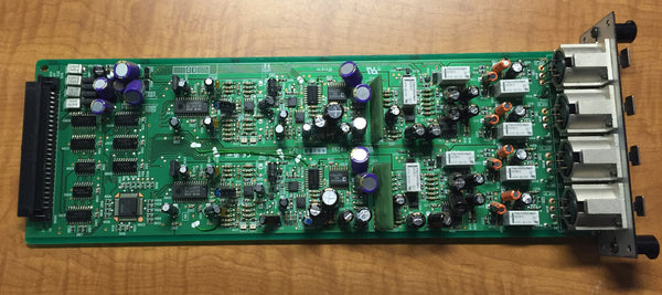 Yamaha Mic/Line Input Card, Model LMY2-ML  (I/O CARDS) for PM1D