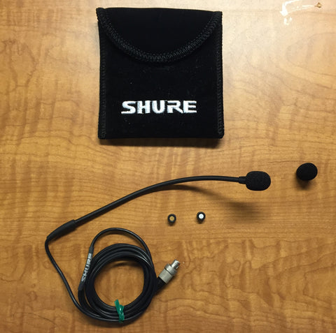 Shure WBH53 Wireless Headset Condenser Microphone, Used Mic For Sale