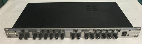 Aphex 612 Noise / Gate Expander.  We sell high quality used professional audio gear.  Amplifiers, consoles, mixers, microphones, electronics, EFX, PA, speakers,