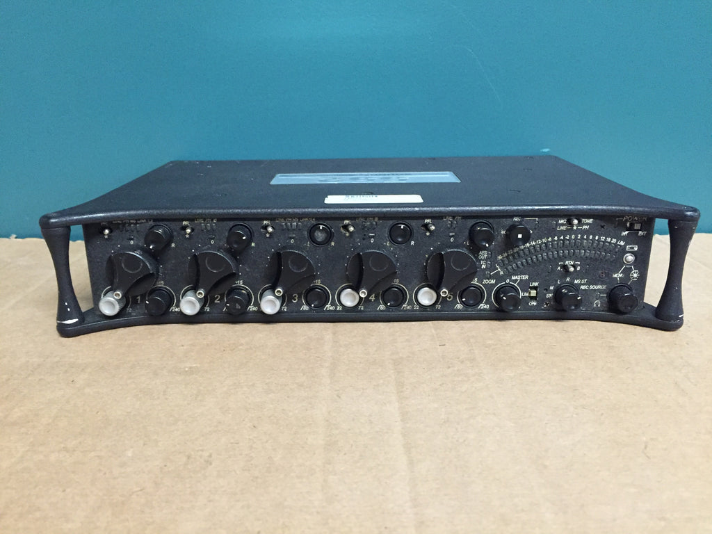 used sound devices 552 sound production mixer mixer consoles for sale clair used gear. Black Bedroom Furniture Sets. Home Design Ideas