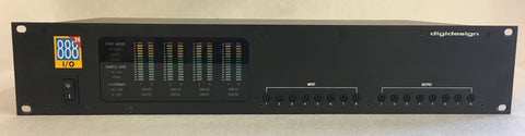 Used Digidesign 888/24 I/O Audio Interface, Model No. MH068 for Sale. We Sell Professional Audio Equipment. Audio Systems, Amplifiers, Consoles, Mixers, Electronics, Entertainment, Live Sound