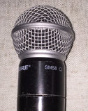 RF Radio Frequency professional audio pro audio microphone hand held