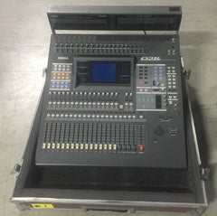 Yamaha 02R Mixing Console with MB02 Peak Meter Bridge & Touring Case (WF015230)