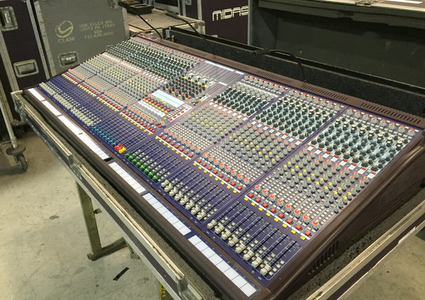 Midas Verona 480 Mixing Console with Touring Case
