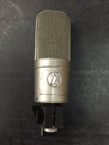 Audio Technica AT4047 Microphone. We Sell Professional Audio Equipment. Amplifiers, Computers, Cables, Consoles, Microphones, Headphones, Entertainment, Sound, Live.
