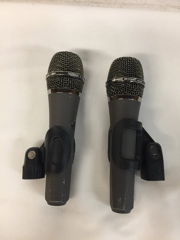 Telefunken M81 Dynamic Cardioid Microphone, Lot of Two (2)