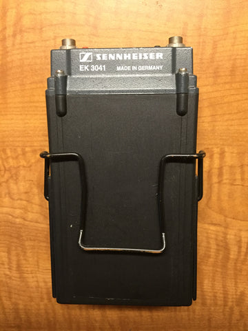 Sennheiser EK-3041 True Diversity Radiomicrophone Body Pack Receiver NO ANTENNAS
