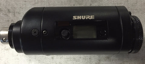 Shure UR3-G1 Plug-on Wireless Microphone Transmitter, RFs For Sale