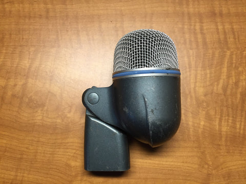 Used Shure Beta 52 Dynamic Kick Drum Microphone for Sale. We Sell Professional Audio Equipment. Audio Systems, Amplifiers, Consoles, Mixers, Electronics, Entertainment, Live Sound