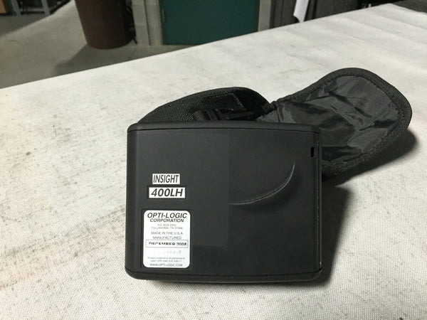 Opti-Logic InSight 400LH Range Finder with Hypsometer and Case