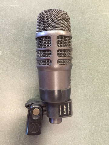 Used Audio-Technica AE-2500  Dual Element Cardioid Kick Drum Microphone for Sale. We Sell Professional Audio Equipment. Audio Systems, Amplifiers, Consoles, Mixers, Electronics, Entertainment, Live Sound.