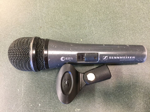 Sennheiser e825S Switched Microphone