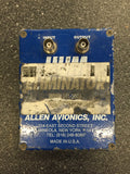 Used Allen Avionics, Hum Eliminator, HEC-2000 for Sale. We Sell Professional Audio Equipment. Audio Systems, Amplifiers, Consoles, Mixers, Electronics, Entertainment, Live Sound