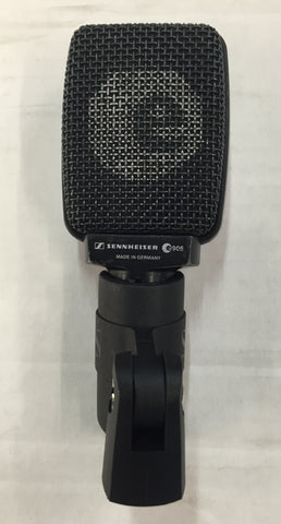 Used Sennheiser e906 Cardioid Microphone for Sale. We Sell Professional Audio Equipment. Audio Systems, Amplifiers, Consoles, Mixers, Electronics, Entertainment, Live Sound