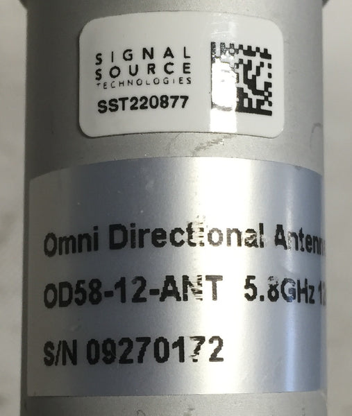 Laird Omni Directional Antenna OD58-12-ANT 5.8GHz 12dBi