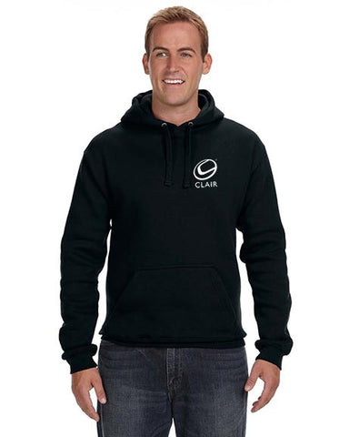 Fleece Pullover Hoodie (Black), Employee Pricing