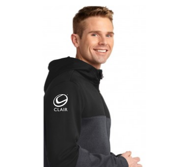 Cohesion Jacket (Black w/ Grey Panels), Employee Pricing