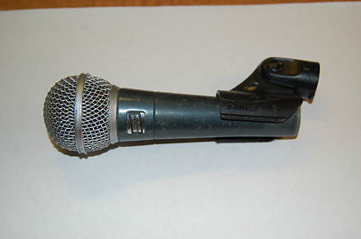 Shure Beta 58 Dynamic Hypercardioid Microphone. USed Pro Mics For Sale