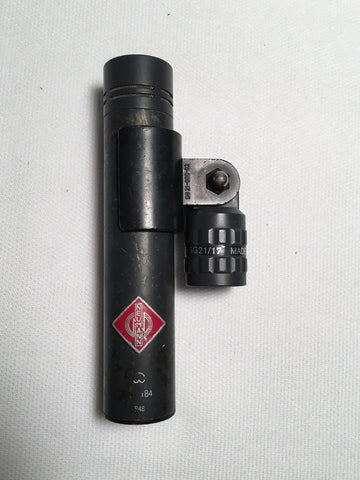 Neumann KM 184 Microphone for Sale. We Sell Professional Audio Equipment. Audio Systems, Amplifiers, Consoles, Mixers, Electronics, Entertainment, Live Sound