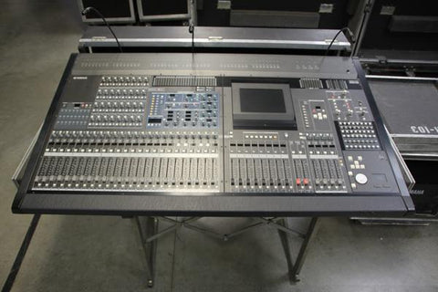 Yamaha PM5D-RH Digital Console Package , Includes Tour Case and Much More