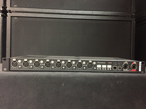 Used Riedel RockNet 300, Digital Audio Network For Sale