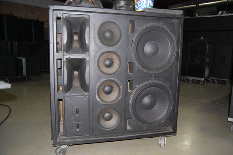 3-Way Speakers/Line Array, Used Professional Speakers For Sale ...