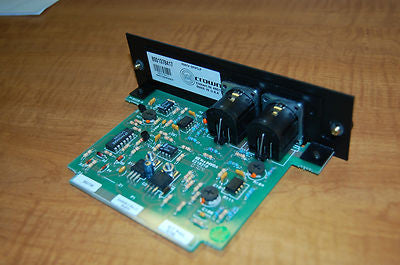 Crown CLP Programmable Input Processor (P.I.P.) Card