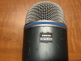 Shure Beta 52 and 52A Dynamic Kick Drum Microphones , Sold as a Pair $5 Shipping